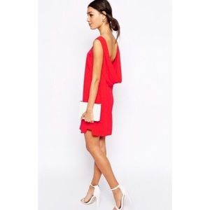 afd653eb13 🔥BCBGMaxazria Ellie mini dress in poppy
